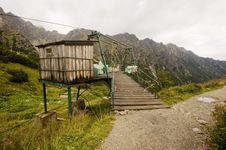Free Mountain Elevator Stock Photos - 6312013