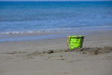 Free Beach Kid Toys Royalty Free Stock Photography - 6312157