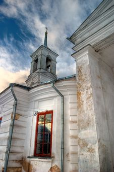 Free Old Russian Church Stock Photos - 6312323