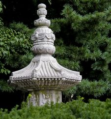 Free Korean Monument Royalty Free Stock Image - 6313766