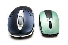 Free Wireless Mouse Royalty Free Stock Photography - 6315997