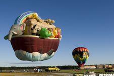 Free Balloons Show Royalty Free Stock Photos - 6316048