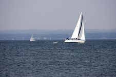 Free Sailing Yacht Stock Images - 6316194