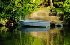 Free Boat On The River Stock Images - 6317214