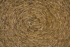 Free Straw Roll Royalty Free Stock Images - 6317509