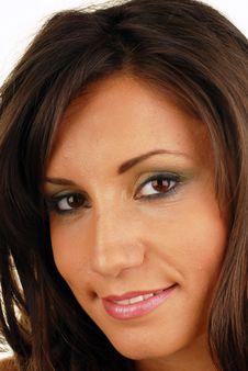 Free Smiling Woman Royalty Free Stock Photo - 6317735