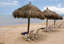 Free Cabanas Stock Photography - 6317902