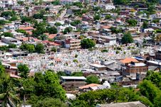 Free Cemetery - Puerto Vallarta Stock Photos - 6317993