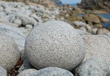 Free Stone Ball Royalty Free Stock Image - 6318126