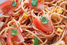 Free Pasta Royalty Free Stock Photography - 6318377