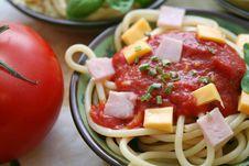 Free Italian Pasta Stock Photo - 6318400