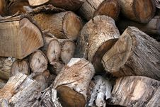 Free Logs Stock Photography - 6319022