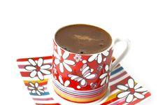 Free Closeup Cup Stock Image - 6319371