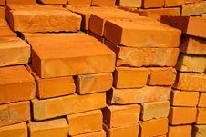 Free Red Cavity Bricks Stock Photos - 6319383