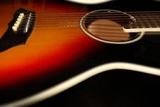 Free Guitar 3 Stock Photography - 6319412