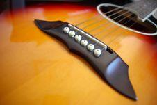 Free Guitar 6 Royalty Free Stock Photos - 6319488