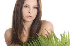 Free Portrait Of Attractive Beautiful Young Woman Royalty Free Stock Photos - 6319898