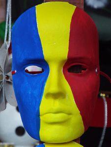 Free Romanian Mask Souvenir Royalty Free Stock Photo - 63120165