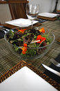 Free Vegetable Salad On The Table Stock Photos - 6322843
