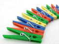 Free Clothes-pegs Royalty Free Stock Photos - 6323748