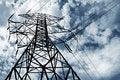 Free Electricity Pylon Stock Image - 6325181