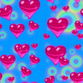 Free Seamless Valentine Tile 2 Royalty Free Stock Images - 6327009