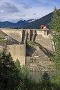 Free Concrete Hydro Electric Dam Stock Photo - 6328940