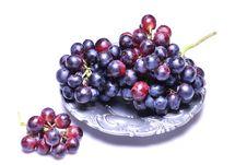 Free Grapes Royalty Free Stock Image - 6320426