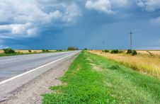 Free Empty Road Stock Image - 6320531