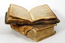 Free Old Books Stock Photo - 6320800