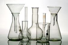 Free Glass Laboratory Equipment Stock Photo - 6320910