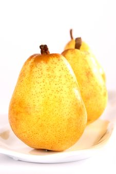 Free Pears Stock Image - 6321061