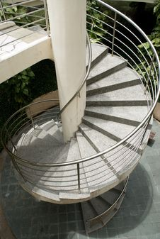 Free Spiral Stairway Stock Photo - 6321360