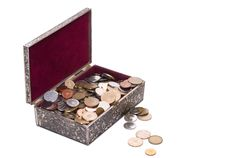 Free Treasure Box Royalty Free Stock Photo - 6321405