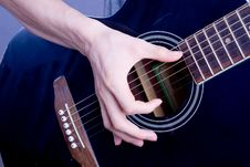 Free Guitar Stock Image - 6321511