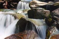 Free Cascade Royalty Free Stock Photo - 6321565