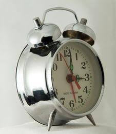 Old Clock Stock Photo