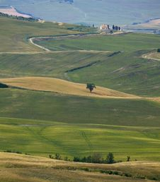 Free TUSCANY Countryside Stock Image - 6321771