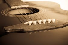 Free Guitar Macro Stock Photos - 6321883