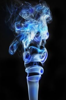 Free Colored Smoke Royalty Free Stock Photography - 6321987