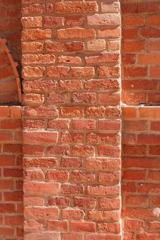 Free Brick Wall Royalty Free Stock Photos - 6322288