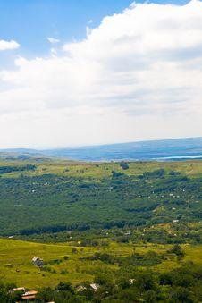 Free Summer Landscape Stock Photo - 6322430