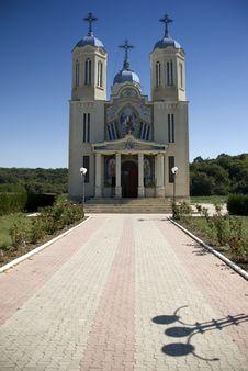 Free Sanint Andrei Monastery Royalty Free Stock Image - 6322506