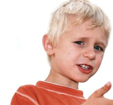 Free Cool Little Boy Royalty Free Stock Photos - 6322608
