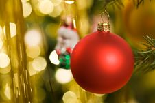 Free Christmas Decoration Stock Images - 6322704