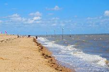 Free Quiet Beach Stock Images - 6322754
