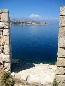 Free View From Fortezza, Rethymno Royalty Free Stock Images - 6323439