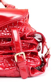 Free Red Bag Stock Photography - 6324232