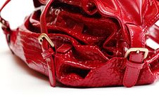 Free Red Bag Royalty Free Stock Photos - 6324238