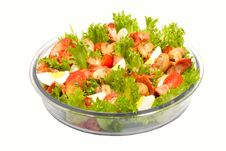 Free Freshness Healthy Salad Stock Image - 6324411
